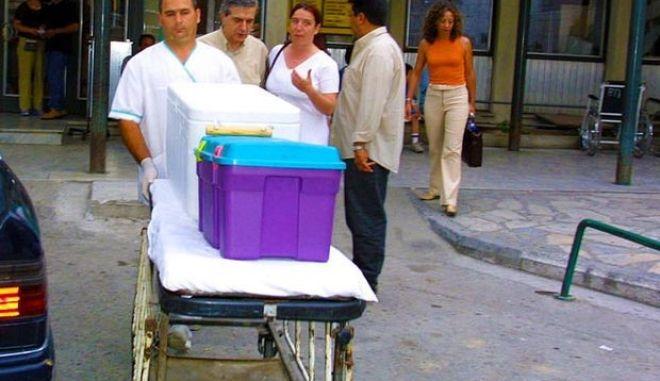 Μια 45χρονη από την Αλεξανδρούπολη έδωσε ζωή σε 6 ανθρώπους