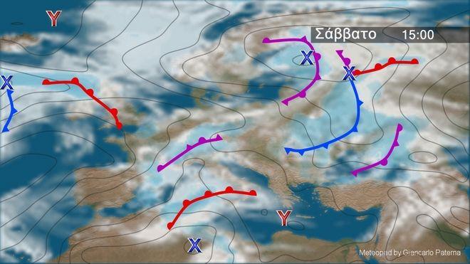 Βελτιωμένος καιρός στις περισσότερες περιοχές το Σάββατο - Άνοδος της θερμοκρασίας