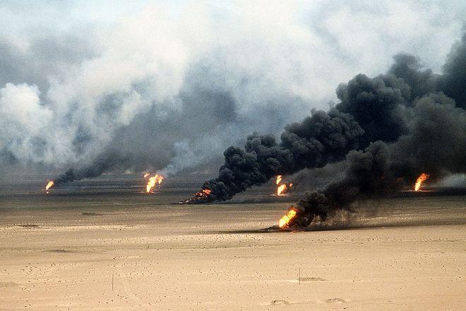 25 χρόνια από την 'Καταιγίδα της Ερήμου'. Η αρχή του εφιάλτη σε απ' ευθείας μετάδοση