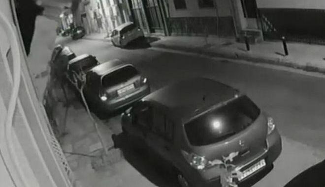 Βίντεο - ντοκουμέντο από τη στιγμή της κατάρρευσης του κτιρίου στο Γκάζι