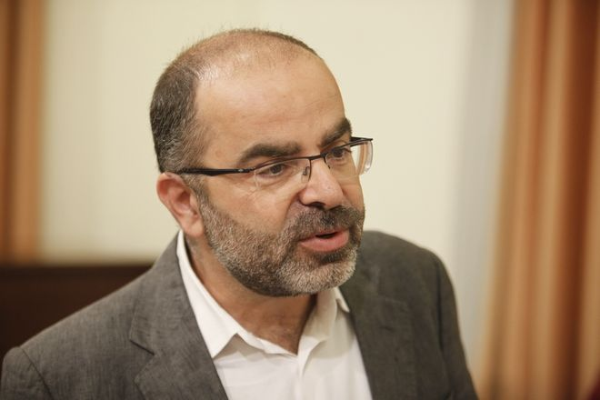 Ο Ευτύχης Φυτράκης, γγ Υπουργείου Δικαιοσύνης