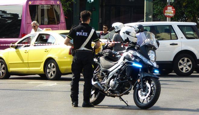 Αστυνομία (Φωτογραφία αρχείου)