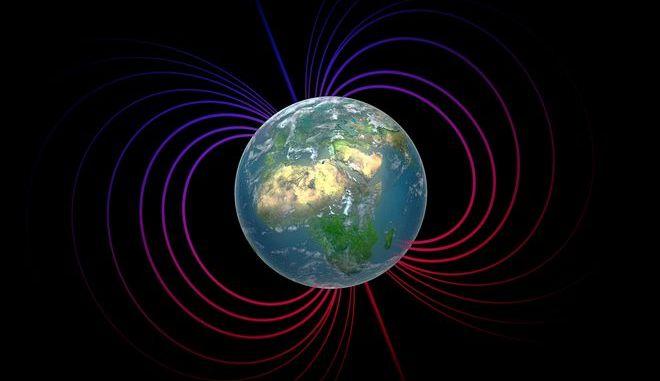 Η μαγνητόσφαιρα της Γης
