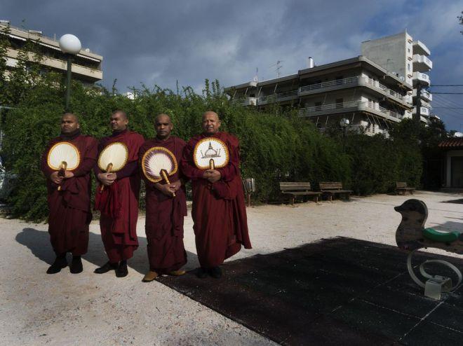 Πού προσεύχονται οι μετανάστες της Αθήνας; Εικόνες ενός αθέατου κόσμου