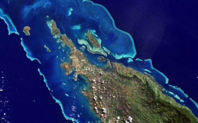 NASA: Δορυφορικές φωτογραφίες - 'πίνακες' της Γης που μοιάζουν ψεύτικες
