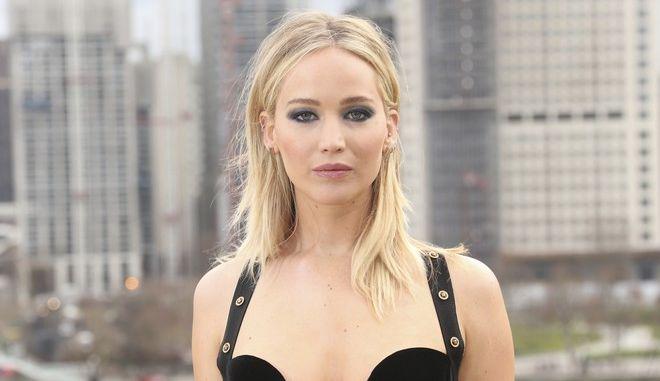 H Jennifer Lawrence (Photo by Joel C Ryan/Invision/AP)