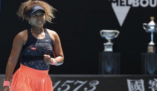 Η Ναόμι Οσάκα είναι η μεγάλη νικήτρια του φετινού Αυστραλιανού Όπεν