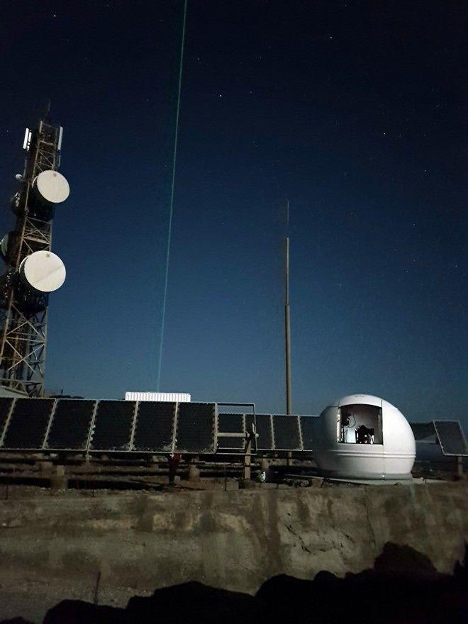 COSMOTE: Στηρίζει το πρώτο ελληνικό Παρατηρητήριο Γεωεπιστημών και Κλιματικής Αλλαγής στα Αντικύθηρα