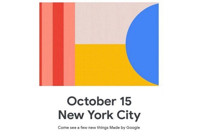 Pixel 4 και Pixel 4 XL: Παρουσιάζονται επίσημα στις 15 Οκτωβρίου 2019