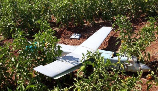 Το drone που κατέρριψε η Τουρκία, σύμφωνα με το υπουργείο Άμυνας της χώρας