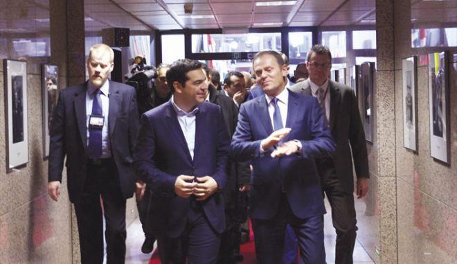 Τουσκ: Η συζήτηση γύρω από την Ελλάδα δεν είναι μόνο γύρω από την οικονομία. Είναι επίσης πολιτική και ηθική