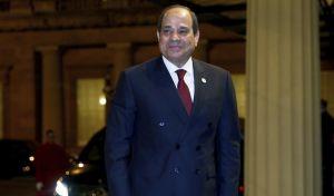 Ο Αιγύπτιος πρόεδρος, Αμπντέλ Φατάχ αλ Σίσι