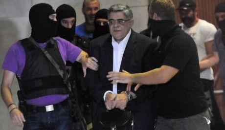Παράταση της προσωρινής κράτησης του Νίκου Μιχαλολιάκου