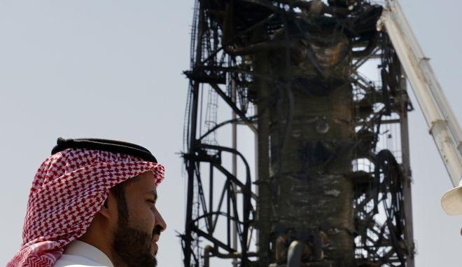 Οι εγκαταστάσεις που επλήγησαν από τις επιθέσεις στη Σαουδική Αραβία