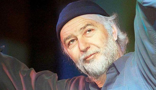 Ο μουσικοσυνθέτης Γιώργος Ζήκας