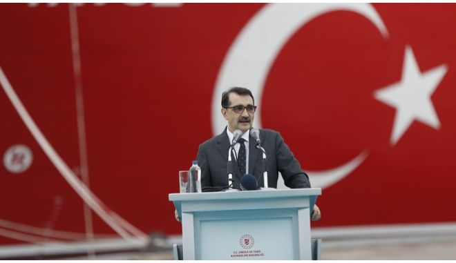 O υπουργός Ενέργειας της Τουρκίας, Φατίχ Ντονμέζ