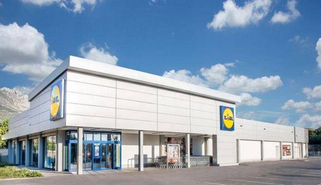 Lidl: Έκπτωση 20% στα καταστήματα των περιοχών που επλήγησαν