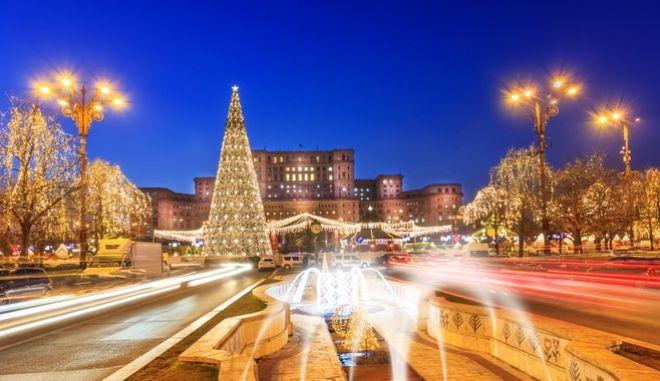 Χριστούγεννα στο Βουκουρέστι