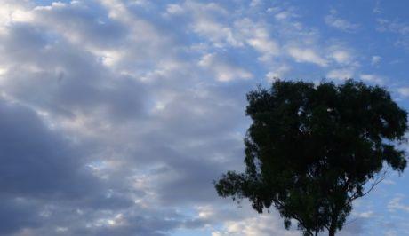 Σύννεφα - Φωτογραφία αρχείου
