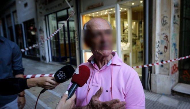 Ο ιδιοκτήτης του κοσμηματοπωλείου που συνελήφθη μετά τον θάνατο του Ζακ Κωστόπουλου