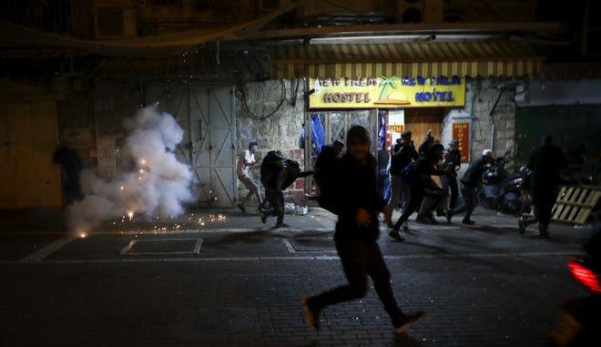 Ταραχές και βίαια επεισόδια στην Ιερουσαλήμ
