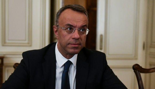 Χρήστος Σταϊκούρας (EUROKINISSI/ ΤΑΤΙΑΝΑ ΜΠΟΛΑΡΗ)