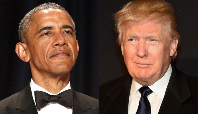 Ο Ντόναλντ Τραμπ πάει στο Λευκό Οίκο