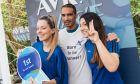 Το κύμα εμψύχωσης του Φυσικού Μεταλλικού Νερού ΑΥΡΑ «έσπασε τον τοίχο» στον 37ο Αυθεντικό Μαραθώνιο της Αθήνας