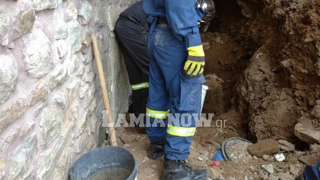 Τραγωδία στην Ευρυτανία: Εργάτης καταπλακώθηκε από τοίχο