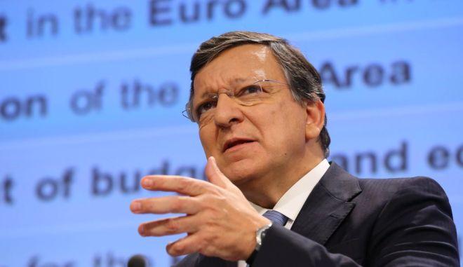 Στήριξη Μπαρόζο σε Αναστασιάδη σε Κυπριακό και οικονομία