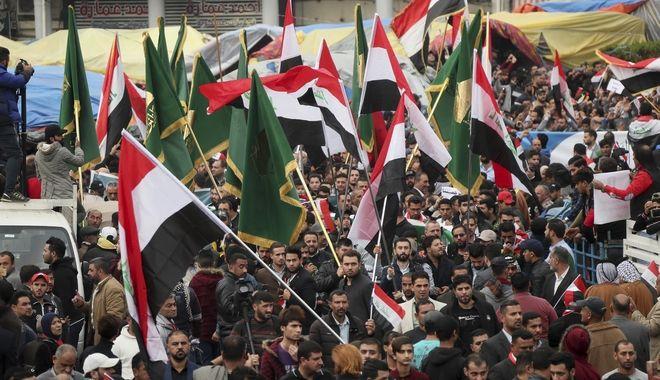 Σφαγή στη Βαγδάτη: 20 νεκροί διαδηλωτές και 4 αστυνομικοί