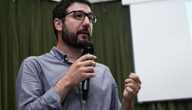 Ηλιόπουλος για efood: Η αντεργατική μεταρρύθμιση ξηλώνεται μέσα από τους αγώνες της κοινωνίας