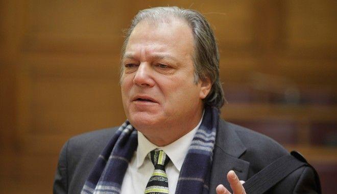 O βουλευτής των Ανεξαρτήτων Ελλήνων Κώστας Κατσίκης
