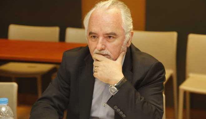 Ο πρώην υπουργός Εργασίας, Γιώργος Κουτρουμάνης