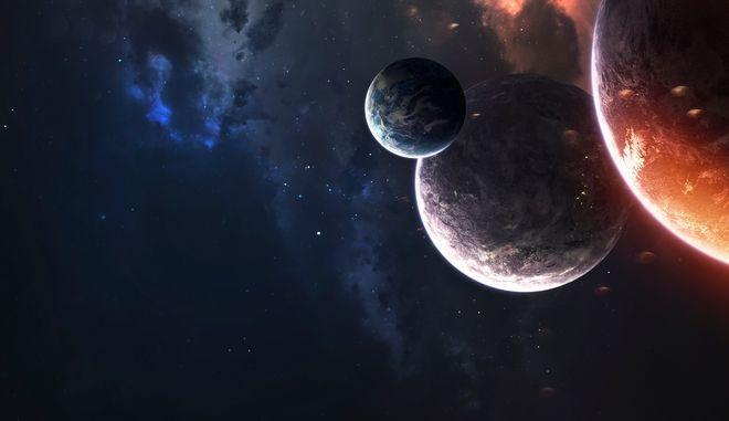 Πλανήτες.
