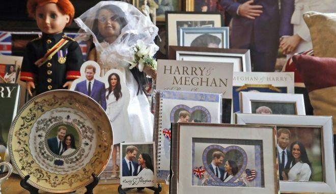Ντελίριο στο Ηνωμένο Βασίλειο ενόψει του πριγκιπικού γάμου