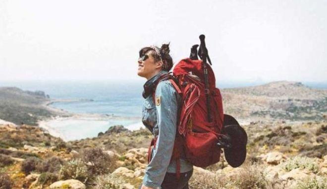 Από τον Απρίλιο, η Σοφία περπατά και εξερευνά τις ομορφιές της μεγαλόνησου