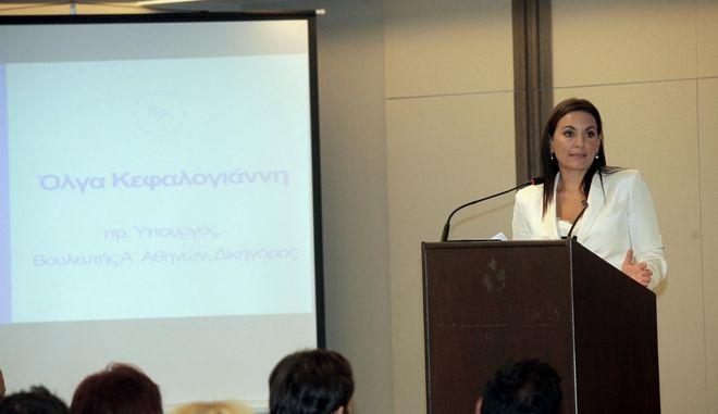 Κεφαλογιάννη: Πολιτική σταθερότητα, Εμπιστοσύνη, Νέα Εθνική Ενότητα οι προϋποθέσεις για μία ισχυρή Ελλάδα