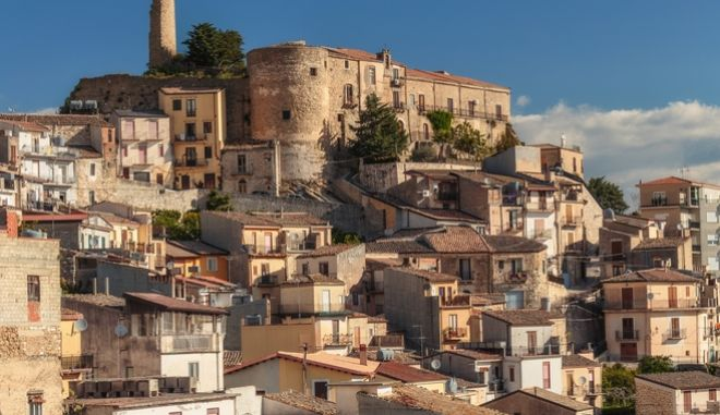 Cammarata, Σικελία