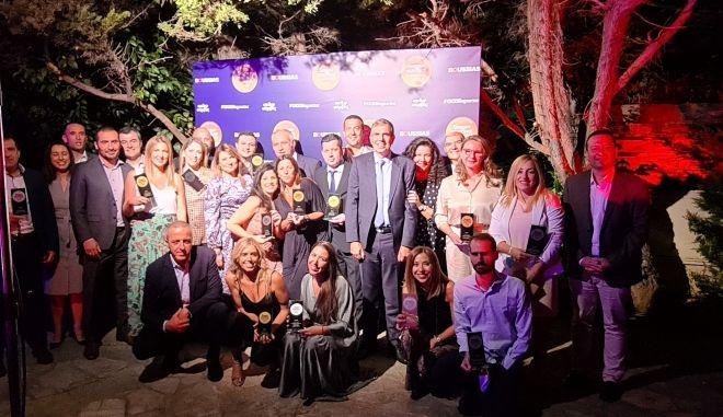 Super Market Awards 2021: H METRO AEBE ανακηρύχθηκε TOP NATIONAL RETAILER.