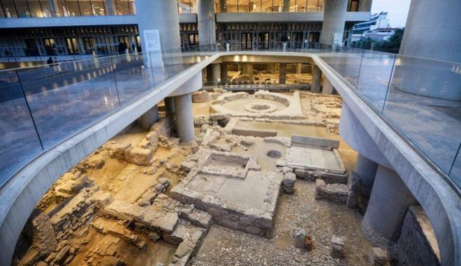 Μουσείου της Ακρόπολης