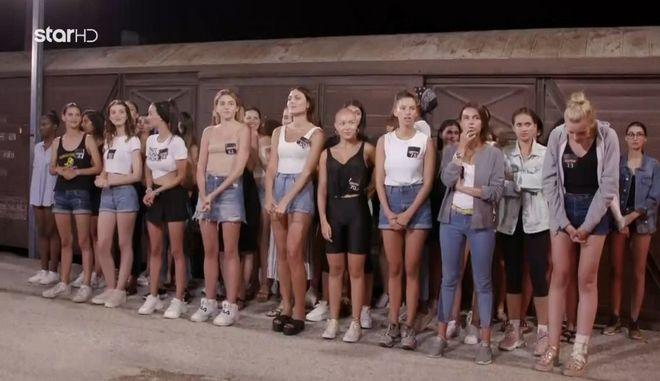 GNTM 2: Αυτά είναι τα 40 κορίτσια που περνούν στην επόμενη φάση