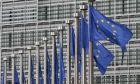 Εξωτερική άποψη των κεντρικών γραφείων της Κομισιόν στις Βρυξέλλες