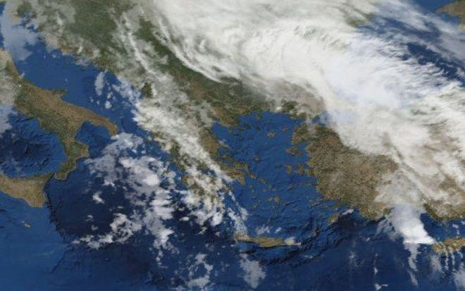 Καταιγίδα εξπρές δημιούργησε προβλήματα στην Αττική