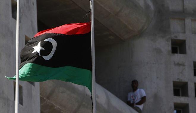 Σημαία της Λιβύης