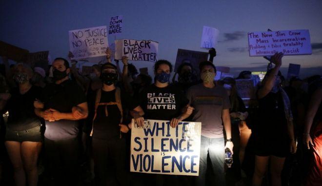 Διαδηλώσεις στην Ατλάντα με αφορμή τον θάνατο του Ρέισαρντ Μπρουξ