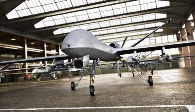 UAV - Τηλεκατευθυνόμενο μη επανδρωμένο αεροσκάφος