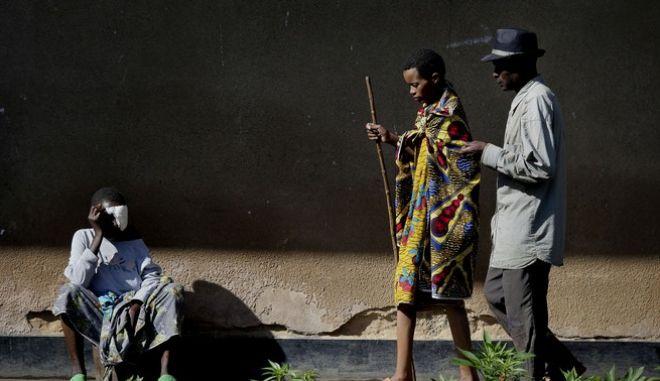 Άνθρωποι στο Κονγκό