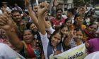 Διαμαρτυρία για την απόδοση δικαιοσύνης σε περίπτωση βιασμού, Ινδία, 2019