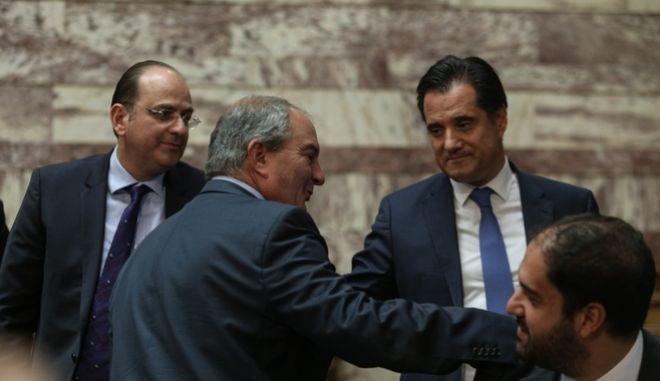 Βίντεο: Όταν ο Γεωργιάδης κατηγορούσε τον Καραμανλή ότι ξεπούλησε τη Μακεδονία